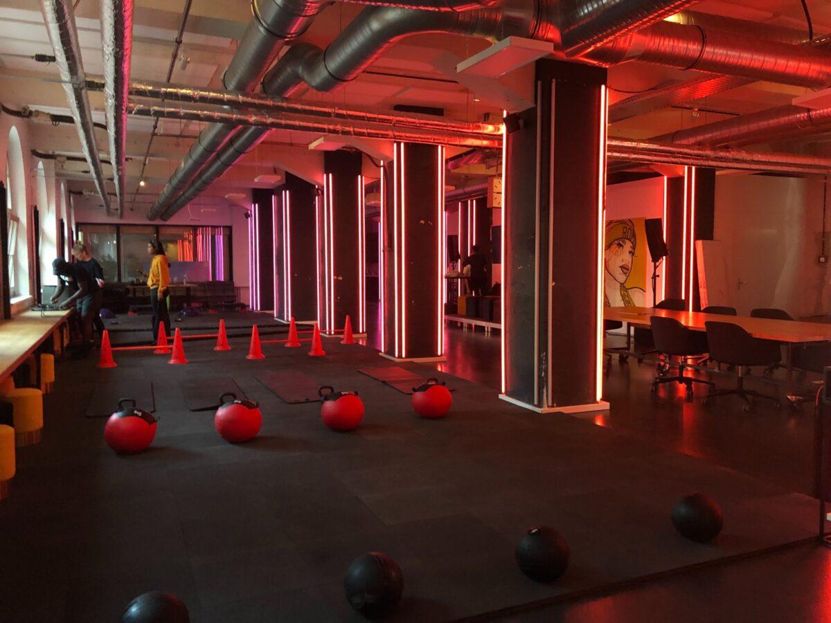 Factory Berlin gym31
